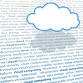 Oblak výpočtovej kopírovať priestor to strana