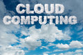 The cloud computing storage in it concept