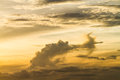 Cloud shape likes dolphin