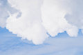 Cloud sky day Royalty Free Stock Photography