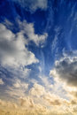 Cloud Sunset Sky Royalty Free Stock Images