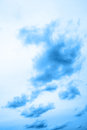 Clouds with blue sky in Stock Images