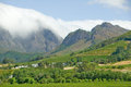 Clouds Cover Mountains In Stel...