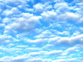 Clouds light blue sky with white Royalty Free Stock Images