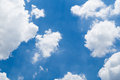 Cloudy the in the sky at thailand Royalty Free Stock Image