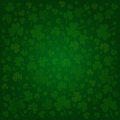 Clovers Background On St. Patr...