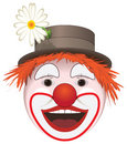 Clown 1 Royalty Free Stock Images