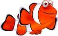 Clown fish Stock Photography
