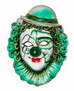 Clown mask Royalty Free Stock Photo