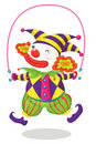 Clown series Royalty Free Stock Photo