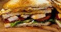Club sanwich Royalty Free Stock Photo