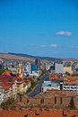 Cluj-Napoca city Royalty Free Stock Images