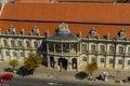 Cluj napoca city art museum in romania Royalty Free Stock Photos
