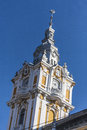 Cluj napoca city hall tower romania Royalty Free Stock Photo