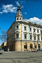 Cluj Napoca old hall Royalty Free Stock Photography