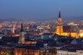 Cluj Napoca, Romania Royalty Free Stock Photo