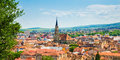 Cluj Napoca view Royalty Free Stock Photo