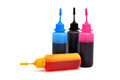 Cmyk ink Royalty Free Stock Image