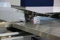 Picture : CNC punching machine