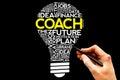 Coach Royalty Free Stock Photo