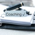 Coaching Royalty Free Stock Photography