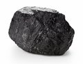 Coal Lump Royalty Free Stock Photo
