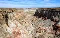 Coal Mine Canyon Royalty Free Stock Photo