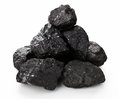 Coal Stack Royalty Free Stock Image