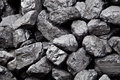 Coal stack Stock Photography