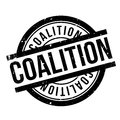 Coalition rubber stamp