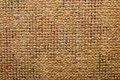 Coarse fabric texture Royalty Free Stock Photo