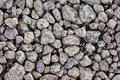 Coarse gravel for concrete Stock Images