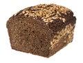 Coarse rye bread Royalty Free Stock Photo