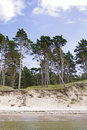 Coast of the Baltic sea Stock Photo