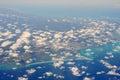 The Coast At Cancun On Yucatan
