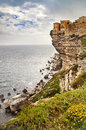 Coast of Corsica Royalty Free Stock Photo
