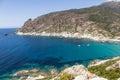The coast of Corsica Royalty Free Stock Photo