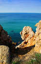 Coast of Sagres Stock Photography