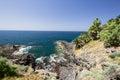 Coast of Tenerife Island Spain Royalty Free Stock Photo