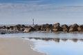 Costero locura playa sur