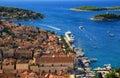 Coastal Town Hvar