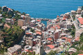 Coastal village of Rio Maggiore Stock Photos