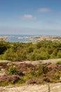 Coastline of Archipelago of Styrsö near Gothenburg Royalty Free Stock Photo