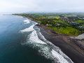 Coastline of Bali island Royalty Free Stock Photo