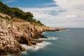 Coastline At Cap Antibes