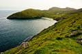 Coastline in Ireland Stock Image