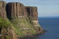 The coastline of the isle of Skye Royalty Free Stock Photo