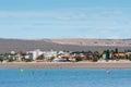 Coastline In Puerto Madryn, Ar...
