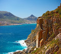 Coastline - South Africa Royalty Free Stock Photos
