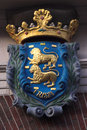 Coat of arms Royalty Free Stock Image
